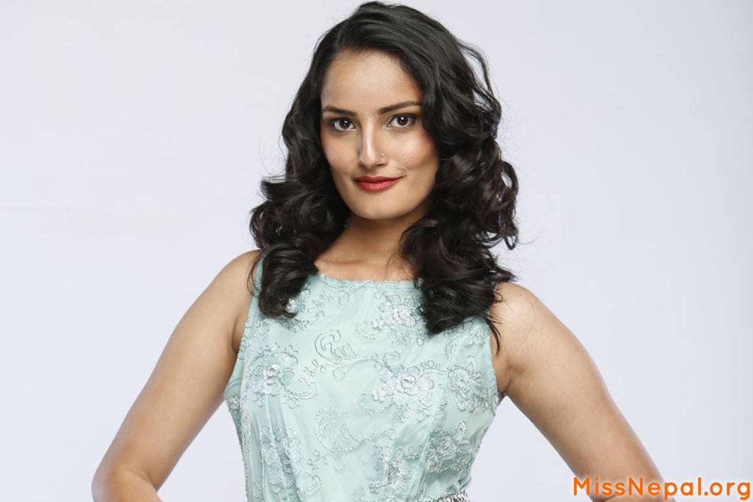 Miss Nepal 2015 1-CONTESTANT-1-MEDHA-KOIRALA