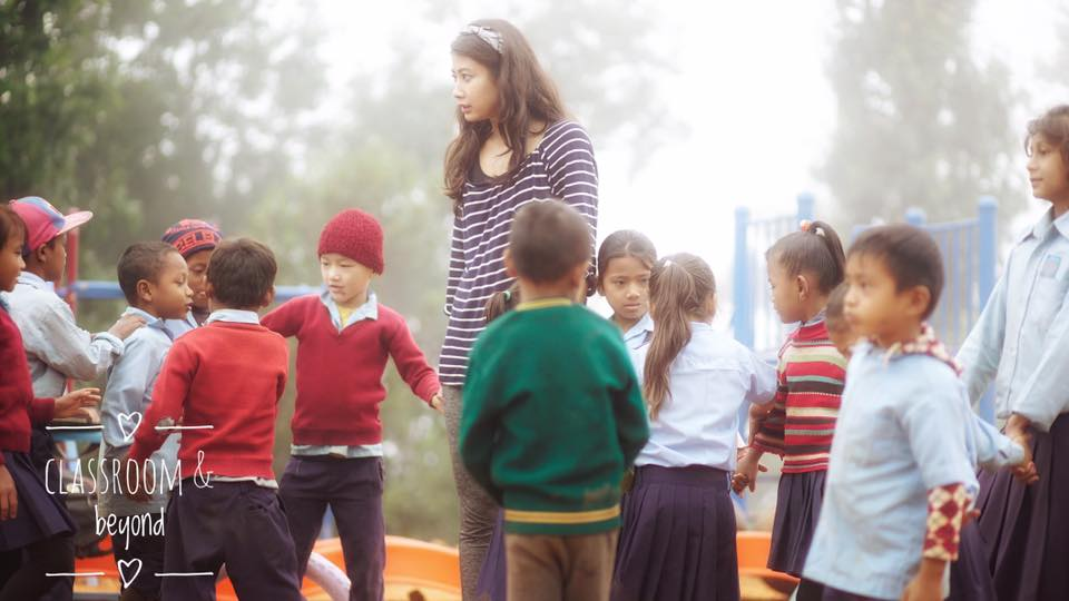 Asmi Shrestha Beauty With a Purpose Video Classroom and Beyond