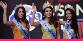Asmi Shrestha Miss Nepal 2016 Winners