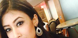 Asmi Shrestha Miss Nepal World 2016 Name Badge 1