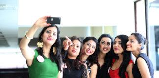 Miss Nepal 2015 Contestanats Orientation