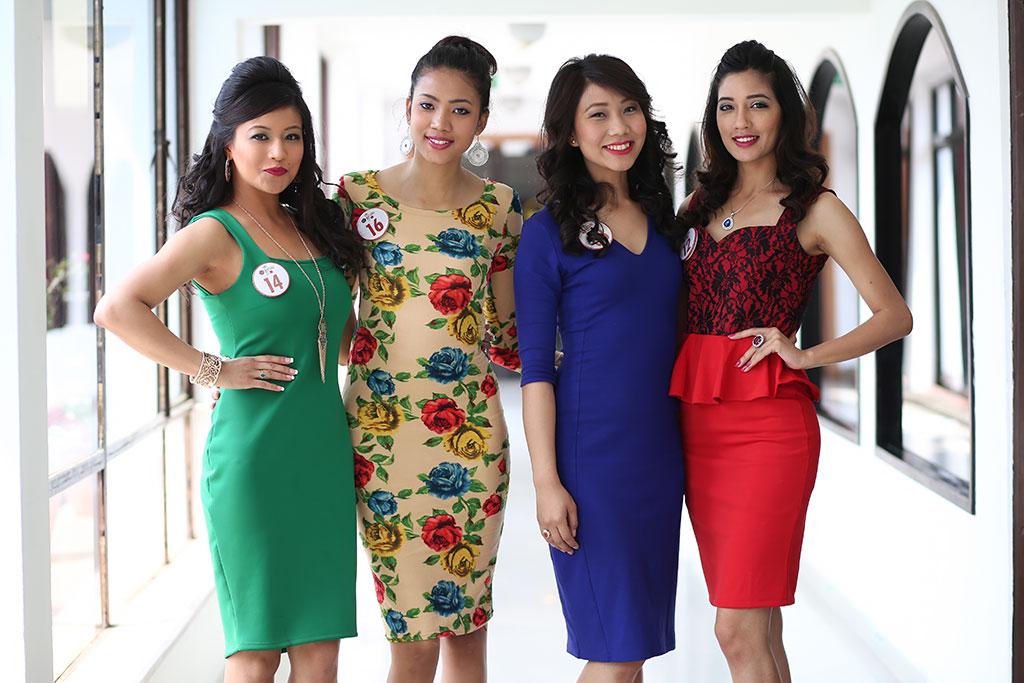 Miss Nepal 2015 Participants Image 2