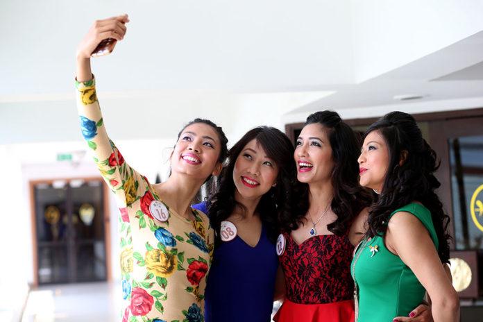 Miss Nepal 2015 Participants Image 3