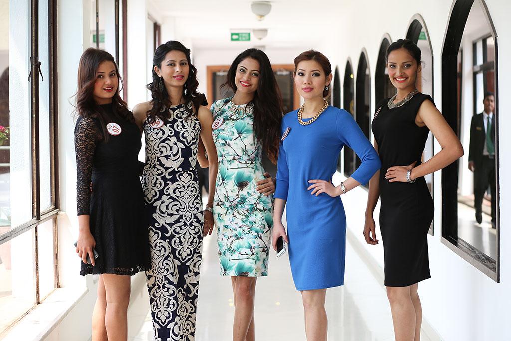 Miss Nepal 2015 Participants Image 4