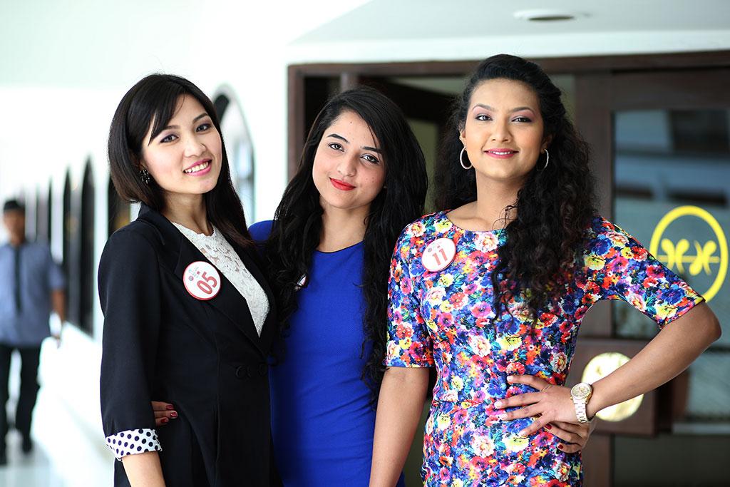 Miss Nepal 2015 Participants Image 5