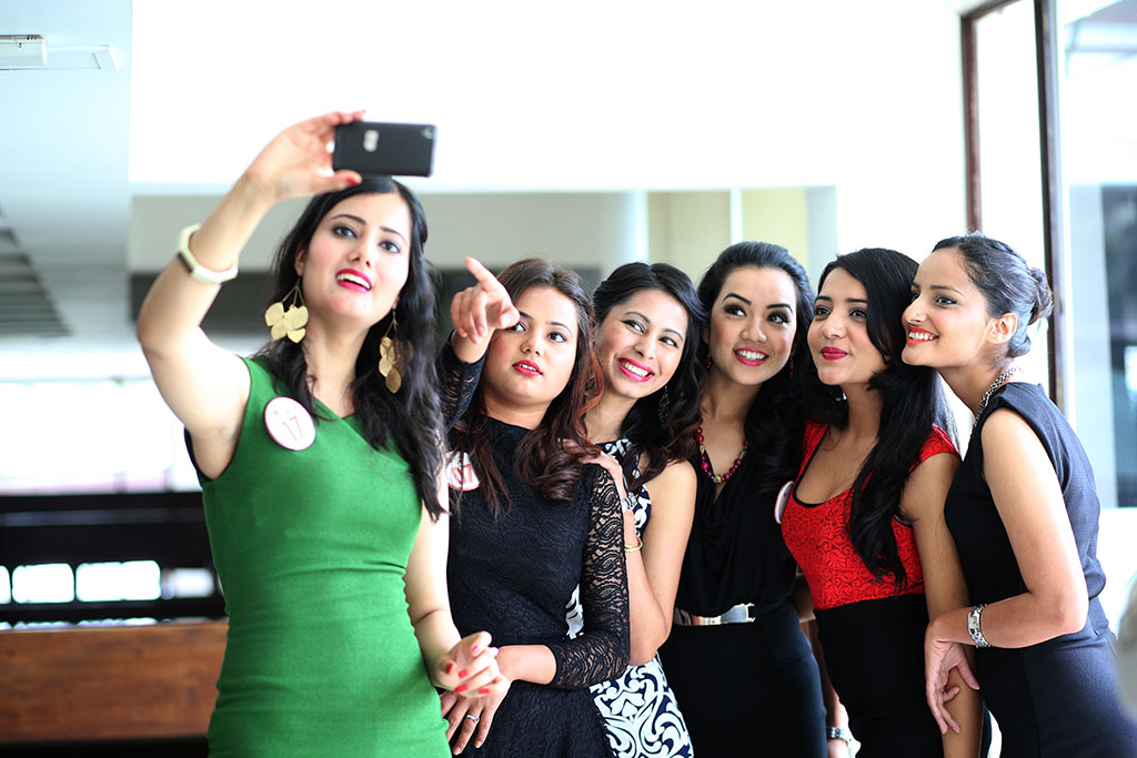 Miss Nepal 2015 Participants Image 7