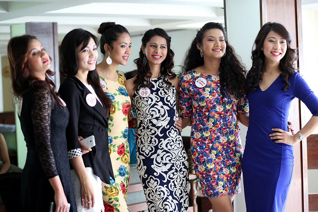 Miss Nepal 2015 Participants Image 8