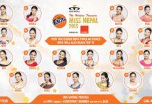 Miss-Nepal-2015-Participants-SMS-voting
