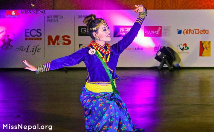 Miss-Nepal-2015-Talent-Show-Contestant