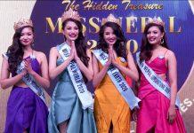 Miss Nepal 2020 Live Namrata Shrestha