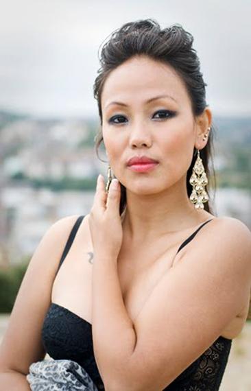 Nabina Gurung – Miss UK Nepal 2010 Contestant 1