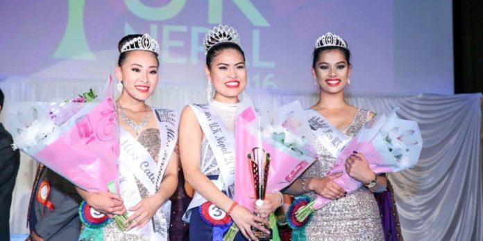 Miss-UK-Nepal-2016-Winners Tenisa Rana