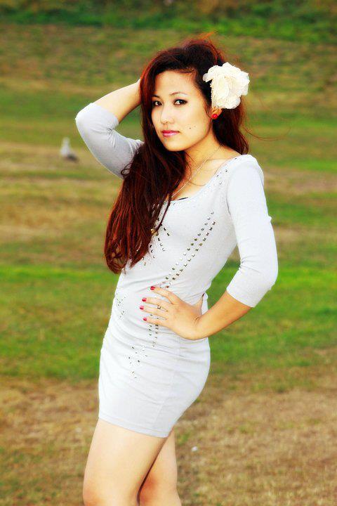 Monica Limbu – Miss UK Nepal 2010 Contestant 2