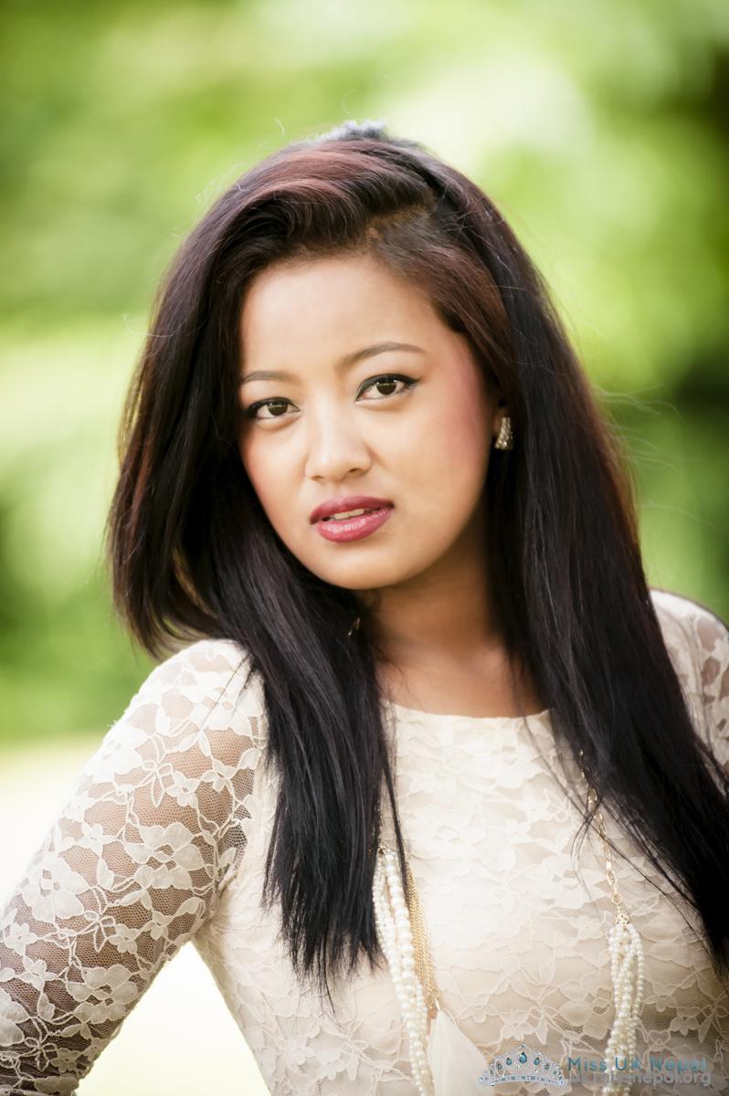 Muna Shrestha Miss UK Nepal 4