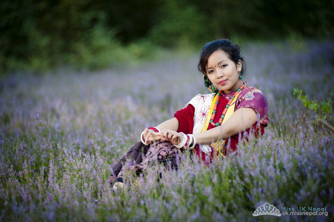 Namrata Pun Miss UK Nepal 2