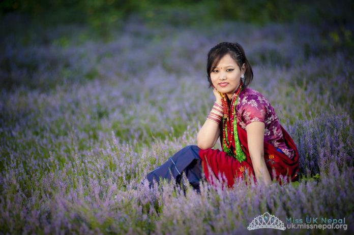 Nayan Gurung Miss UK Nepal 1