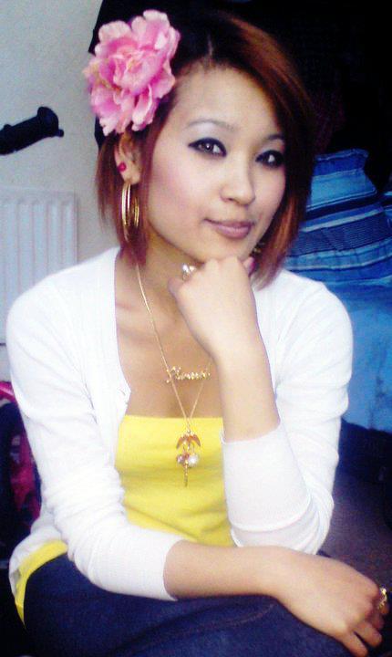Nita Pun – Miss UK Nepal 2010 Contestant 3