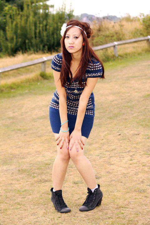 Sheila Shraddha Limbu – Miss UK Nepal 2010 Contestant 8