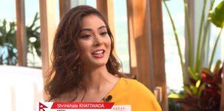 Shrinkhala Khatiwada miss nepal world 2018