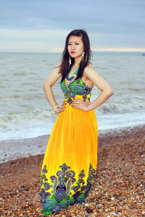 Srishti Gurung – Miss UK Nepal 2010 Contestant 4