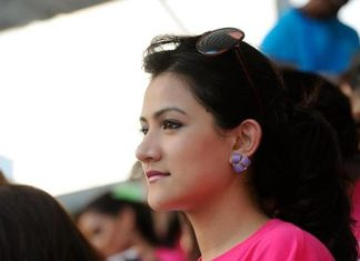 Subeksha Khadka in Miss international 2012